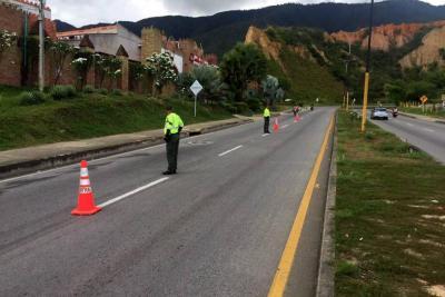 Este puente festivo habrá restricción para vehículos pesados en Santander