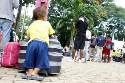 La institución pasó de atender 3.219 casos de menores venezolanos en 2015 a los 51.188 de este año.