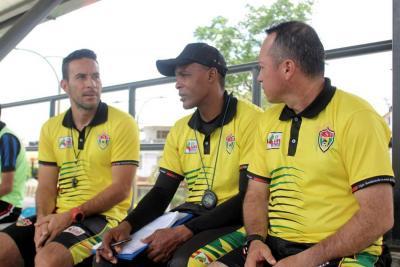 Luis Gabriel Rey, el nuevo refuerzo de la Liga de Fútbol