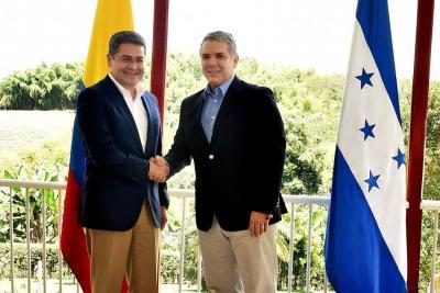 Colombia y Honduras unen fuerzas para reclamar un pago justo a los caficultores