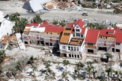 A 19 aumenta cifra de muertos por huracán Michael en Estados Unidos