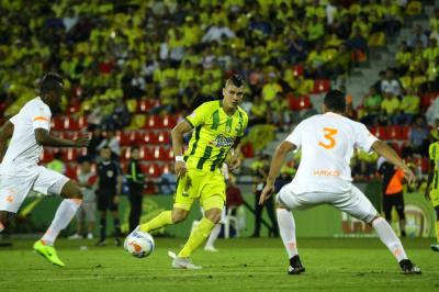 Atlético Bucaramanga quedó muy cerca de la clasificación a cuartos de final