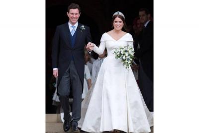 La princesa Eugenia y Jack Brooksbank se casaron