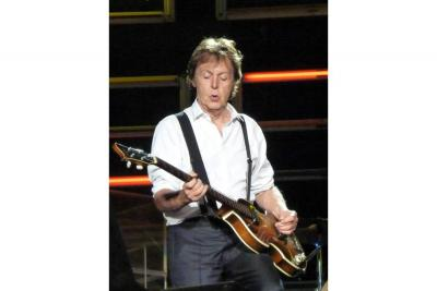 Paul McCartney seduce al público  del Austin City Limits en Texas