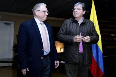 Representante de Acnur y oim llegó a Colombia para atender crisis migratoria