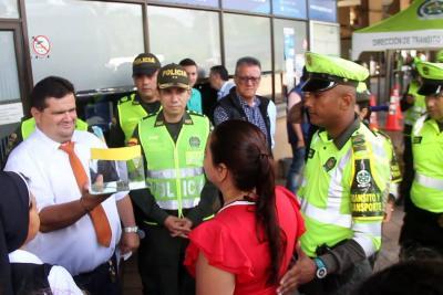 Se reportan 13 lesionados en accidentes de tránsito este puente festivo en Bucaramanga