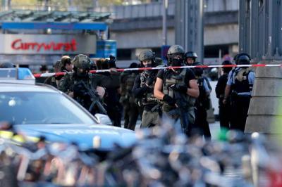 Se registró toma de rehenes en estación de trenes en Alemania