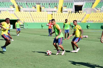 Selección Colombia, a seguir por el buen camino ante Costa Rica