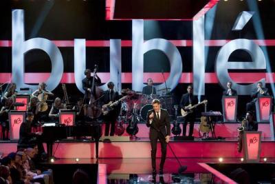 Michael Bublé se retira de la  música