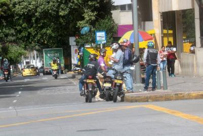 ¿Qué dicen los protagonistas de la 'piratería' en Bucaramanga?