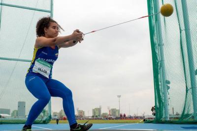 Se cerró participación santandereana en los Olímpicos