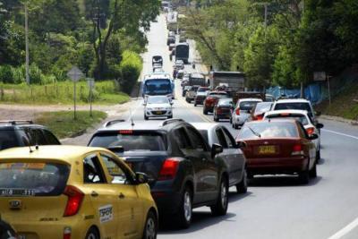 Se han reportado 1.928 accidentes en transporte público intermunicipal