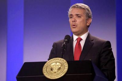 """Presidente Duque confirma  baja de alias """"Mordisco"""", del Clan del Golfo"""