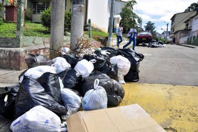 En Bucaramanga estamos 'rajados' con las metas del reciclaje