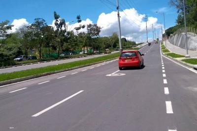 Apertura de la paralela oriental desde Lagos II hasta Parque Caracolí