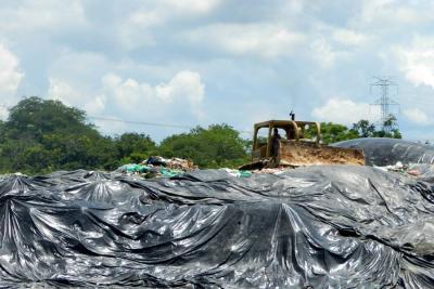Descartan la llegada de basuras de Bucaramanga