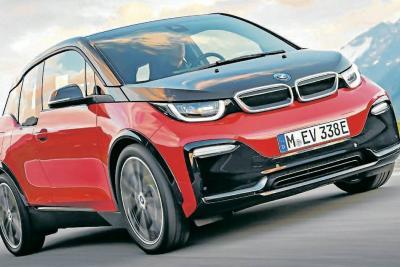 Nueva versión del eléctrico BMW i3s llega a Colombia