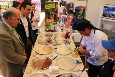 La 'Ciudad Dulce' reunió a 20 alcaldes de Latinoamérica