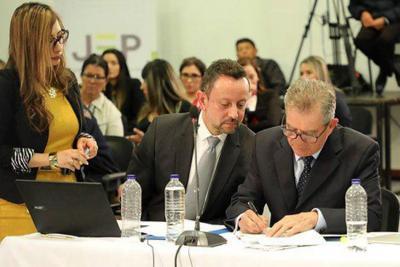 General (r) Mario Montoya se comprometió a contar la verdad ante la JEP