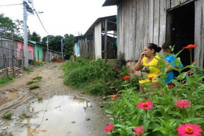 Al menos 1.500 familias en riesgo por aguaceros en Barrancabermeja