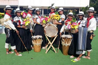 Agrupación de baile logró triunfo nacional