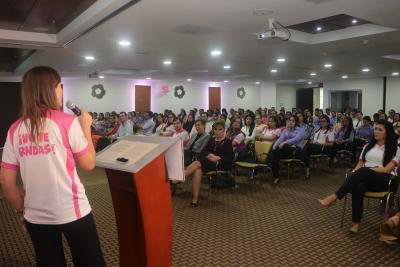 Fundación delamujer le dice 'no' al cáncer de mama