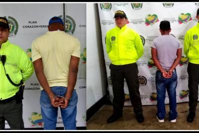 Capturan en Barrancabermeja a hombres que habrían abusado de dos niñas