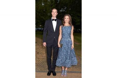Pippa Midleton, hermana de la  duquesa de Cambridge, da a luz a  un niño
