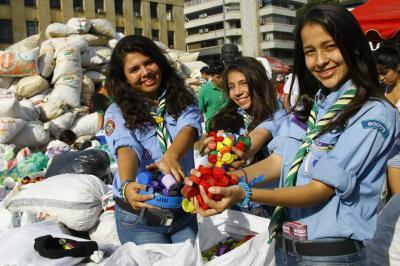 Realizarán 'tapatón' en Bucaramanga para ayudar a niños con cáncer