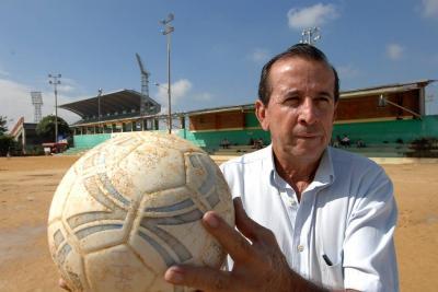 Hermánn 'El Cuca' Aceros sigue en recuperación en la FCV