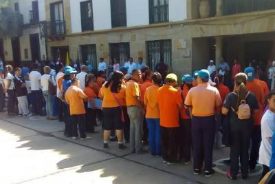 20 niños y un docente sufrieron intoxicación en San Gil
