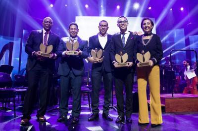 Colombia eligió a  los Titanes 2018