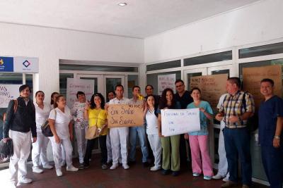 Crisis en Esimed: irían a paro clínicas Conucos y Cañaveral