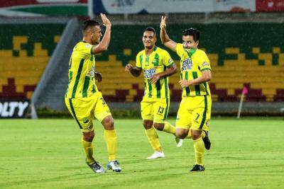 Atlético Bucaramanga aseguró la clasificación a los cuartos de final