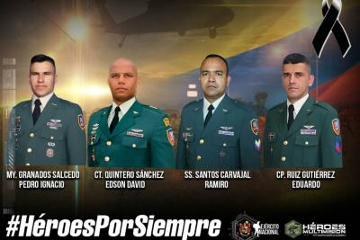 El Ejército investiga el   siniestro aéreo en Cauca
