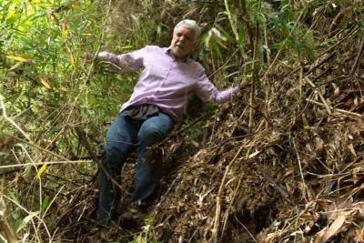 Enrique Peñalosa se perdió nueve horas en los cerros de Bogotá