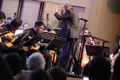 Séptima temporada de conciertos Orquesta Sinfónica de la UNAB
