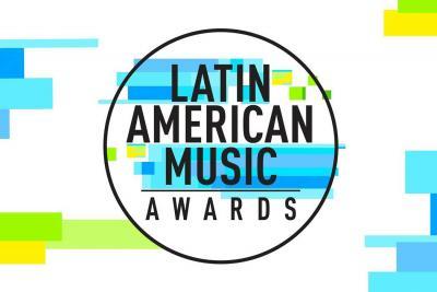 Este jueves llegan los 'Latin  American Music Awards'