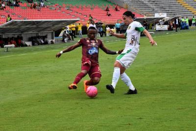 Tolima, Bucaramanga y La Equidad, el podio de la Liga