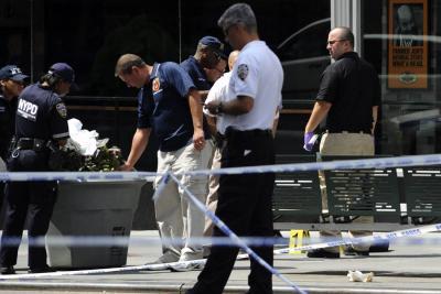 Seis personas resultaron heridas tras un tiroteo en Estados Unidos