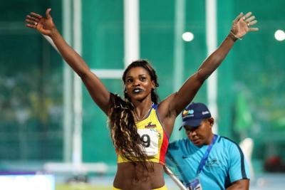 La colombiana Ibargüen, entre las 10 candidatas a mejor atleta del año