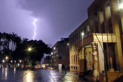 Ola invernal puso en 'jaque' al área metropolitana de Bucaramanga