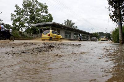 La Españolita: el dolor de cabeza de los piedecuestanos en temporada de lluvias
