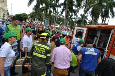 Atento: en Santander se realizará un Simulacro de Respuesta de Emergencia