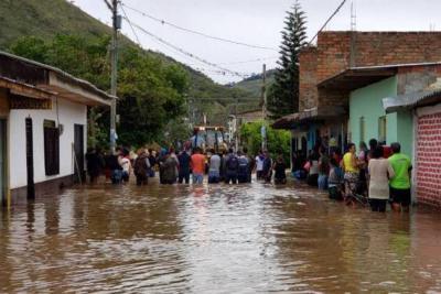 En 2018 van más de 287 mil personas afectadas por lluvias en Colombia