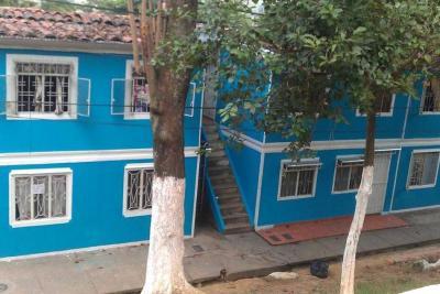 700 familias de un barrio al Norte de Bucaramanga tienen sus casas a punto de caerse