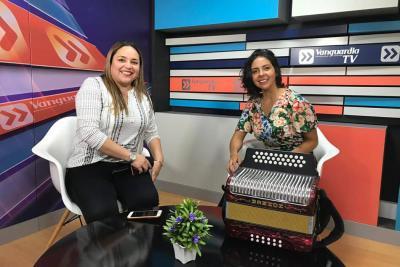 Así fue la entrevista con Diana Burco, la bumanguesa nominada a los Latin Grammy