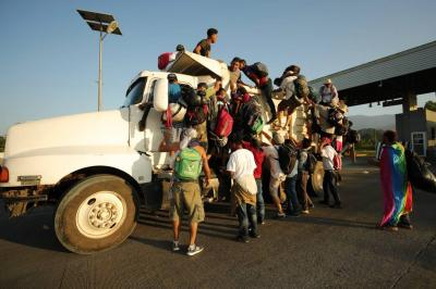 """Trump señaló que Europa es """"un caos total"""" por la inmigración ilegal"""