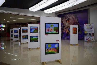 40 obras de arte son expuestas en el Centro Comercial Caracolí