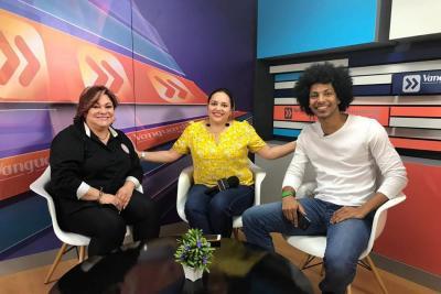 Siga en directo la entrevista con Sandra Barrera, directora del Teatro Corfescu